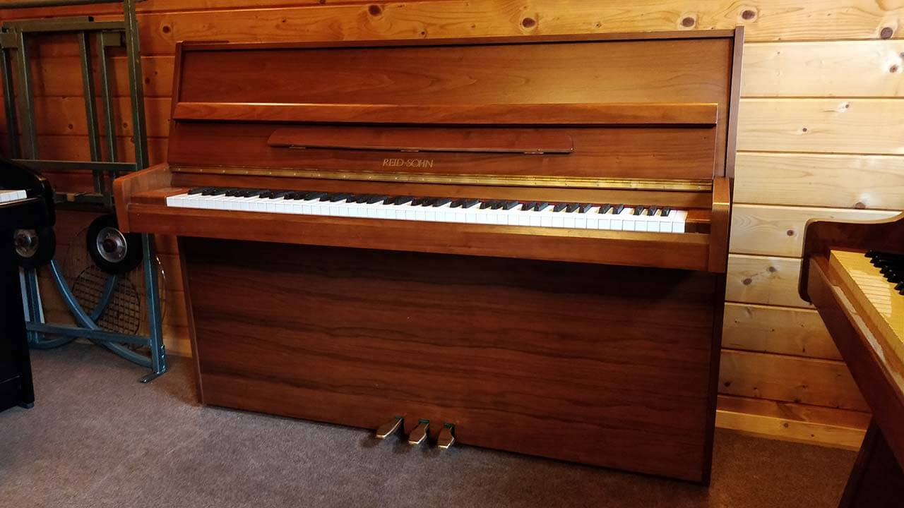 Reid-sohn-108-Upright-Piano